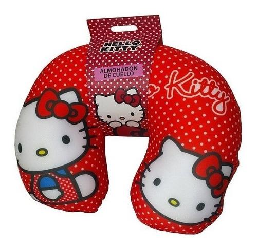 almohadon de cuello disney infantil