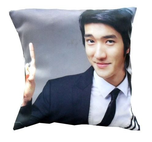 almohadón de k-pop super junior siwon korea