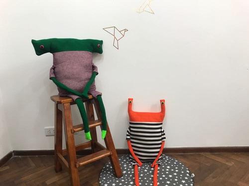 almohadón diseño bertha monstruo muñeco 1metro