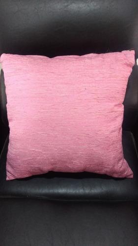 almohadón en chenille tapicero premium