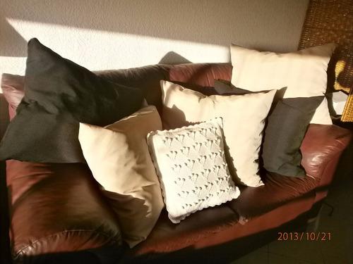 almohadon en panama liso