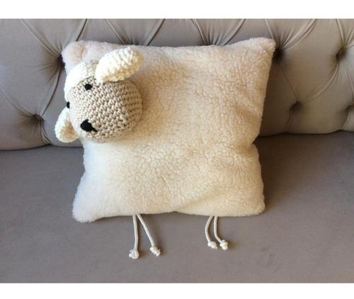 almohadon infantil oveja almohadón animales corderito