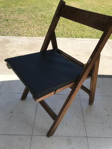 almohadón para silla con tela nautica höllsen 40cmx40cm