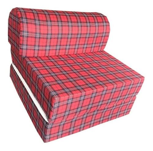 almohadon sillon colchon 1 plaza