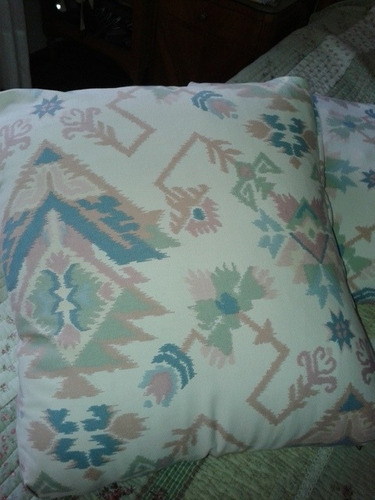 almohadones de copo de gomaespuma