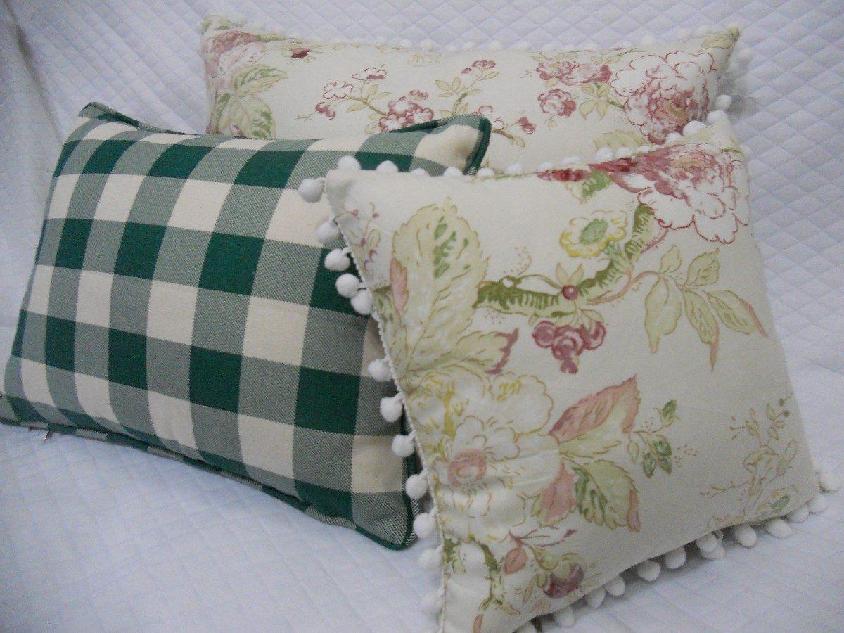 almohadones decorativos romnticos shabby chic