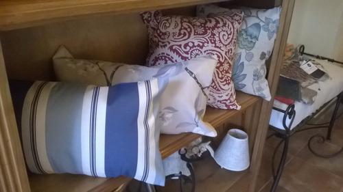 almohadones decorativos,outlet,ofertas,tapiceria,decoracion.