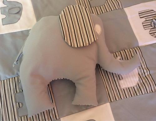 almohadones elefante. nuevos. se hacen otros diseños y color