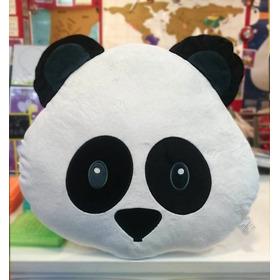 Almohadones Emojis Smile Emoticones Panda