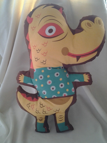 almohadones infantiles animales