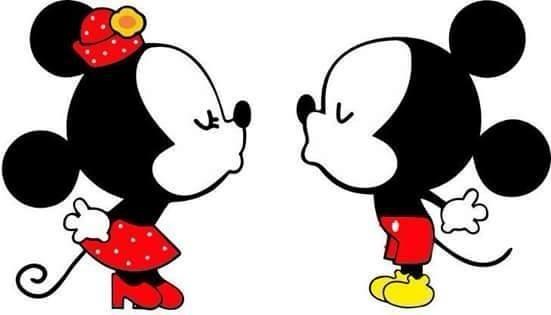 Almohadones Mickey Minnie Dia De Los Enamorados 40x40cm 19900