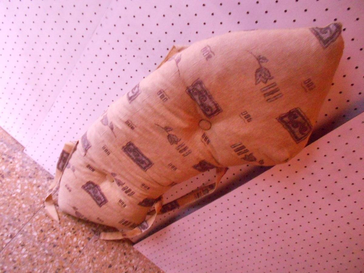 almohadones para bancos de cemento de jardin