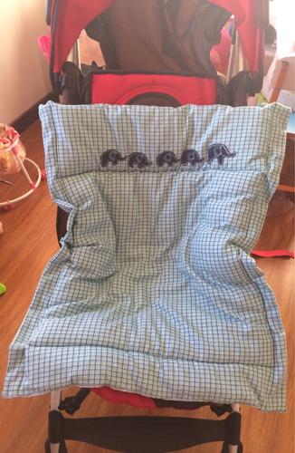 almohadones para coche. se hacen a medida, otros diseños