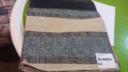 almohadones para silla en chenille o rústicos
