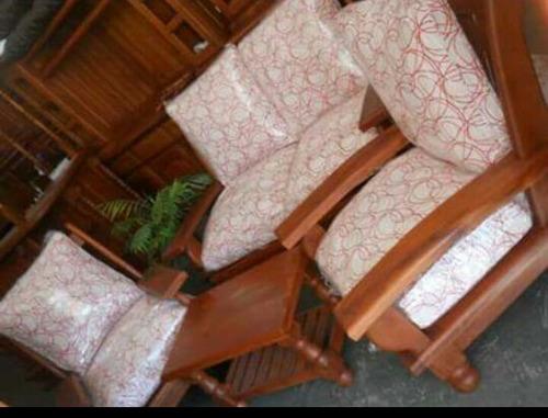 almohadones para sillones algarrobo