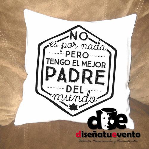 almohadones personalizados- 35 x 35 cm