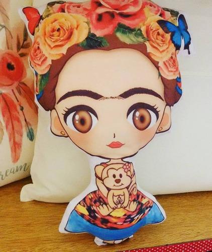 almohadones personalizados con forma. souvenirs