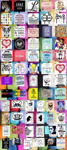 almohadones souvenirs personalizados frase 20x20 tuo amore