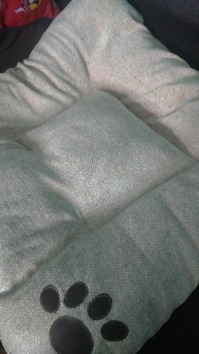 almohadones y colchonetas a medida para mascotas