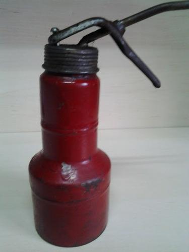 almotolia - lubrificante para coleção