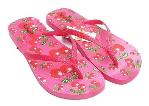 alohas chancletas sandalias playeras de dama 35 al 39