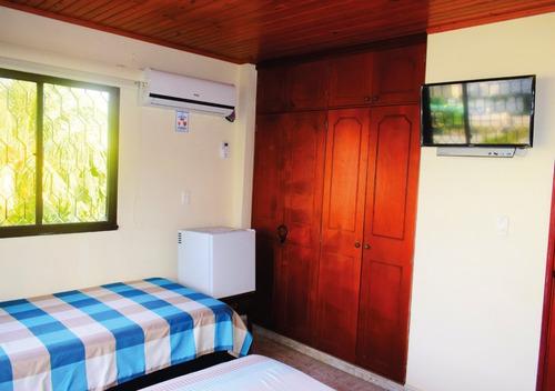alojamiento en posada turistica en san andres isla,