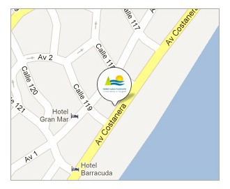 alojamiento hotel nuevo horizonte -marzo 2020 - villa gesell
