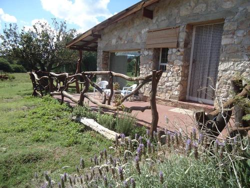 alojamiento y cabañas estancia sierras córdoba río caballos