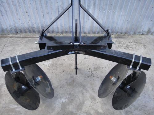 alomador - encanterador - aporcador - cultivador p/ tractor