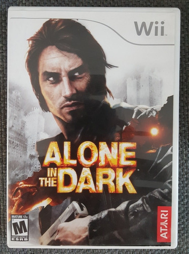 alone in the dark nintendo wii