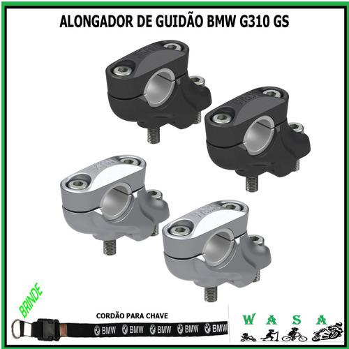 alongador de guidão riser bmw g 310gs g310gs g310 gs