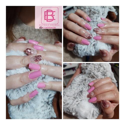 alongamento de unhas (promocão)