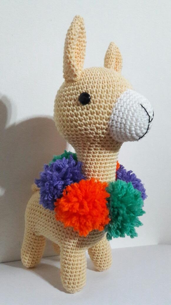 Patrón de crochet: Llama Amigurumi felpa por kamidake en Etsy ... | 1032x581
