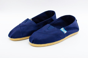 zapatos deportivos 66a1a 6a14b Alpargatas Jinete - Ropa y Accesorios Azul marino en ...