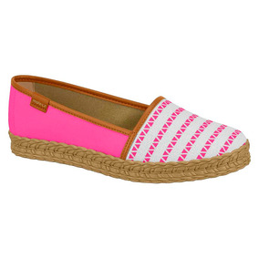 0ff0f2cab Alpargatas Redsun De Tecido Amarrar Feminino Moleca - Sapatos no ...