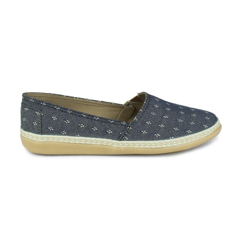b37ff2f19 Alpargata Redsun Feminino Jeans - R$ 59,90 em Mercado Livre