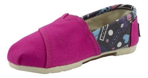 alpargatas bamers sandy pink print