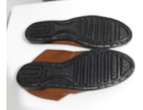 alpargatas de cuero- artesanales - unisex