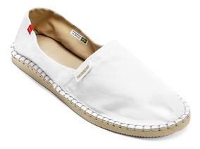 98351cfc6 Alpargata Branca - Calçados, Roupas e Bolsas com o Melhores Preços no  Mercado Livre Brasil