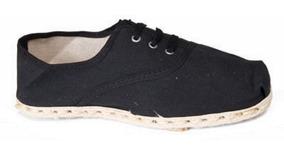 zapatos de separación ab5ce 5676a Alpargatas Mujer Yute Cordones - Ropa y Accesorios en ...