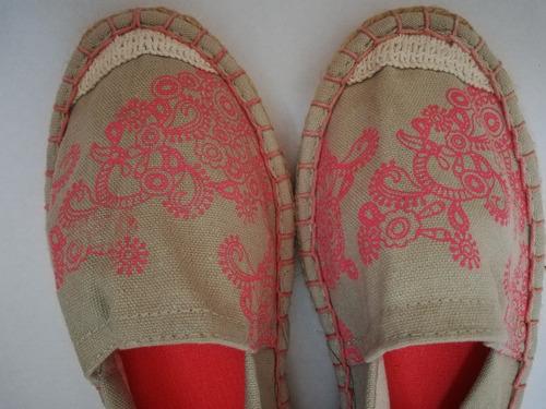 alpargatas zapatillas zapatos basement zara hm