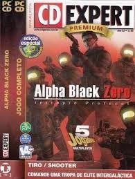 alpha black zero para pc