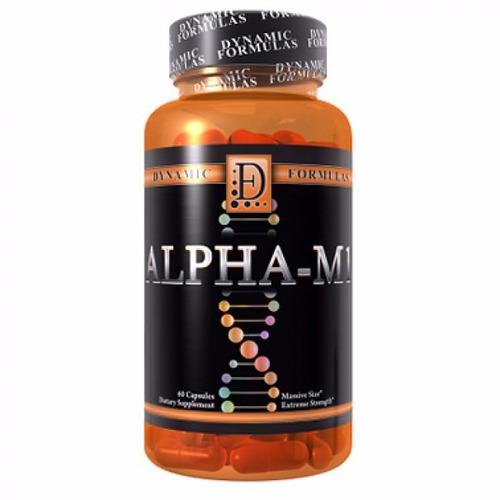 alpha m1 60 cap - dynamic *original* c codigo - alpha m-1
