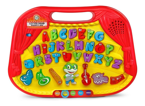alphabet choir leapfrog