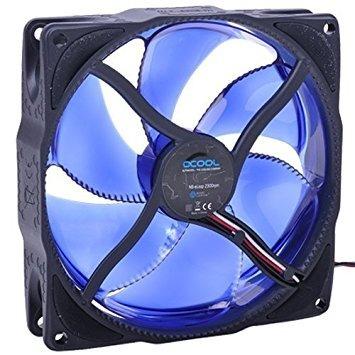 alphacool nb-eloop bionic ventilador de 120 mm, 2300 rpm