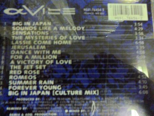 alphaville cd importado first harvest 1984-92 envio incluido