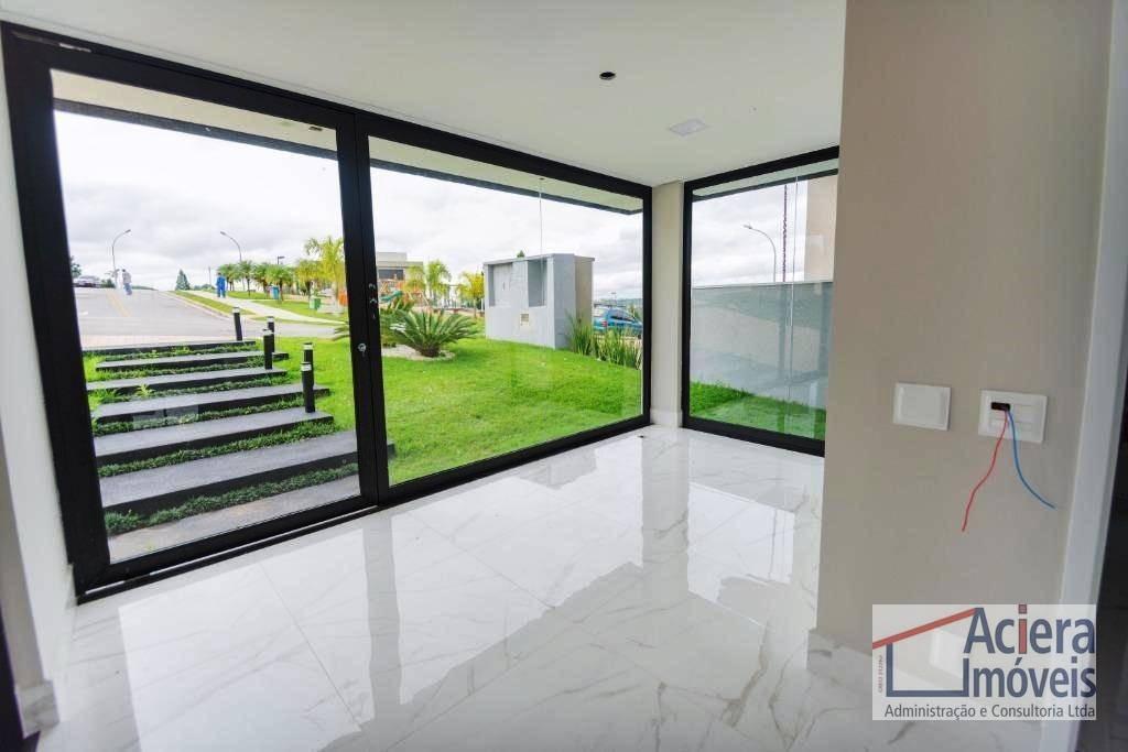 alphaville granja viana -  linda casa de alto padrão, 04 suítes e área de lazer! - ca2270