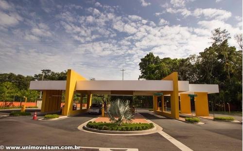 alphaville manaus 2, lote / terreno a venda, 550 m², zona oeste, ponta negra, manaus / am - te00058 - 3310687