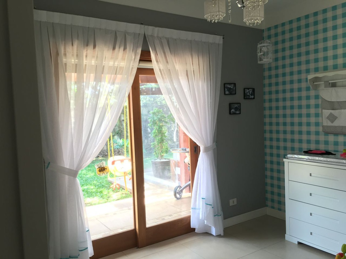 alphaville res. 4 - térrea - 3 dormitórios