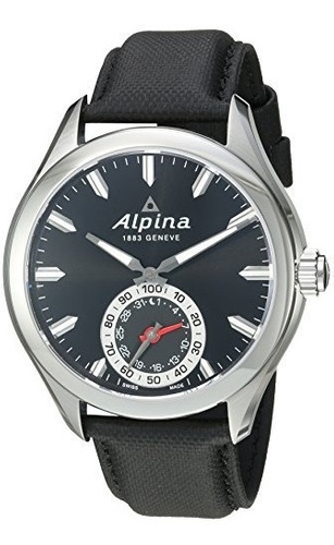 alpina hombres 's al-285bs5aq6 horological inteligente analo